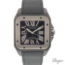 Cartier Santos 100 PVD