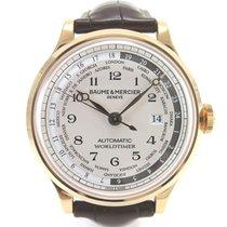 Μπομ & Μερσιέ (Baume & Mercier) Capeland GMT Worldtime...