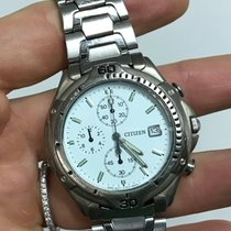 Citizen 38 mm quarzo chrono chronograph date