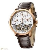 Arnold & Son DBS Instrument Collection 18k Rose Gold...