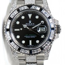 Rolex Special Edition Ultrarare Gmt With Diamond