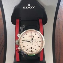 Edox — Edox Chronorally Chronograph — 10302-3 NIN2 — Men's...