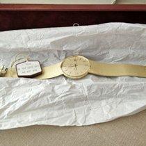 Omega - 18kt Yellow Gold Men's watch, model 1430.