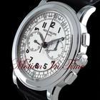 Patek Philippe 5070G CHRONOGRAPH FACTORY SEALED - WHITE...