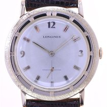 Longines Mans Wristwatc h 3/4-Size