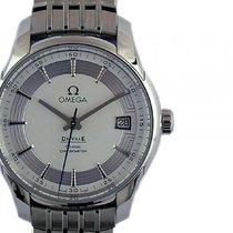 Omega De Ville Hour Vision Co Axial Stahl Automatik 41mm