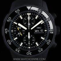 IWC S/S Aquatimer Chronograph Galapagos B&P