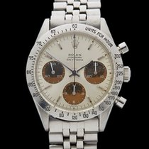 Rolex Daytona Cosmograph Tropical Stainless Steel Gents 6239