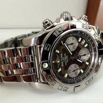 Breitling Chronomat B01 Steel Brown Dial 41 mm (2015)