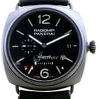 Panerai PAM 384 Radiomir 8 Days Ceramica Black Men's 45mm...