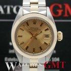 Rolex Date Steel/Gold