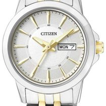 Citizen Basic Damenuhr EQ0608-55AE