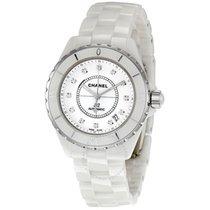 Chanel J12 White