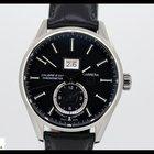 TAG Heuer Carrera Calibre 8 automatic GMT chronometer Big Date