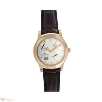 Jaeger-LeCoultre Master Control Eight Days 18K Yellow Gold...