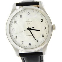 Zenith Grande Class Elite Automatic Stainless Steel