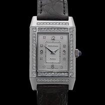 Jaeger-LeCoultre Reverso Original Diamonds 18k White Gold...