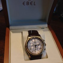 Ebel 1911 Chronograph Gold