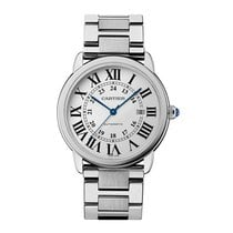 Cartier Ronde Automatic Mens Watch Ref W6701011