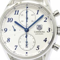 TAG Heuer Polished Tag Heuer Carrera Heritage Calibre 16...