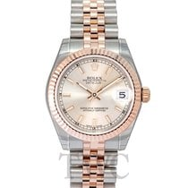Rolex Datejust Lady 31 Ivory/Everose gold 31mm - 178271