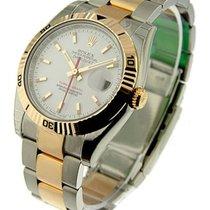 Rolex Unworn 116261 2-Tone Rose Gold TURN-O-GRAPH - Oyster...