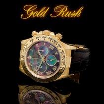 Rolex Daytona 40mm 2001 Ref. 116518 Tahitian mother of pearl