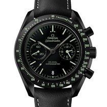 Omega Speedmaster Moonwatch Pitch Automatic Chronograph Date...
