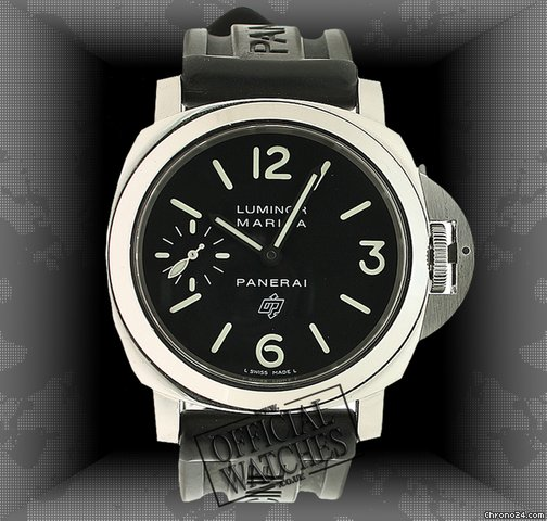 Panerai Luminor Marina Logo