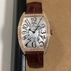 Franck Muller 2852 Cintree Curvex with Diamonds | EUR Bonus...