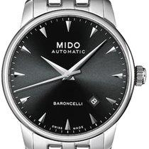Mido Baroncelli Gent II Automatik Herrenuhr M8600.4.18.1