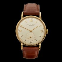 IWC Vintage 18k Yellow Gold Gents
