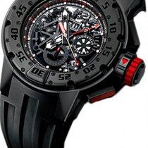 Richard Mille [NEW+RARE] RM 032 Dark Diver Chronograph(Retail:...