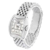 Bedat & Co No 3 Ladies Stainless Steel Diamond Watch...