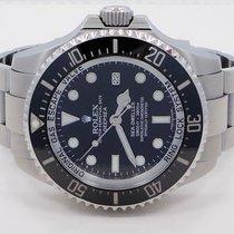 Rolex Sea Dweller Deep Sea Steel Automatic
