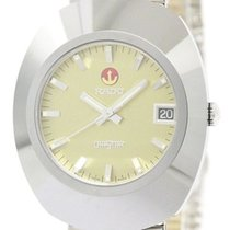 Rado Diastar Gold Plated Steel Automatic Watch R12417253 Bf107625