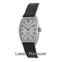 Franck Muller Mint Ladies Casablanca Curvex 1750 S6 Steel...