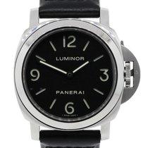 Panerai PAM00112 Luminor Historic Base Gents Watch