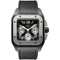 Cartier Santos 100 Chronograph w2020005