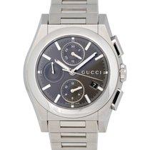 Gucci 115 Pantheon Chronograph Automatic Men's Watch – YA115205