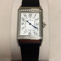 Jaeger-LeCoultre Reverso Duetto Duo White Gold