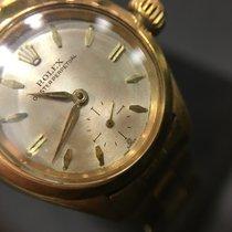 Rolex 6504 lady oro giallo