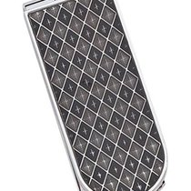 Slate Collection - Sterling Silver and Enamel - Money Clip