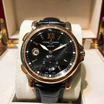 Ulysse Nardin Dual Time GMT Big Date 42mm Rose Gold B&P