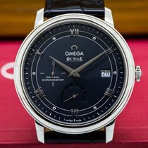 Omega 424.13.40.21.03.002 De Ville Prestige Co-Axial Power...