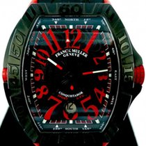 Franck Muller Conquistador Sport Grand Prix Ref 8900 SC DT TT...