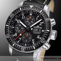 Fortis Neu - Fortis B-42 Official Cosmonauts Chronograph...