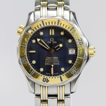 Omega SeaMaster Professional 300m Stainless Steel & Gold...