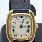 Cartier Tonneau Gold