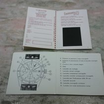 Eberhard & Co. vintage kit warranty and booklet champion...